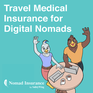 Nomad Insurance by Safety Wing
