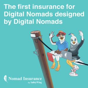 Safety-Wing - Digital Nomad Insurance